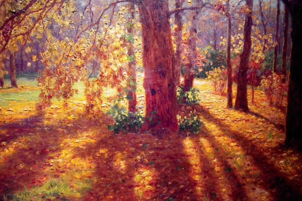 Ivan Choultsé. Autumn