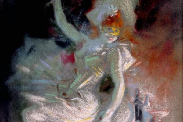 Jules Chere. Masquerade
