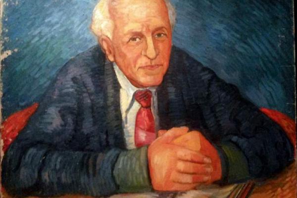 Заур Кучович Аджба. Портрет Сахарова