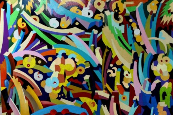 Yosef Reznikov (RESH). --Meditation  composition #3--