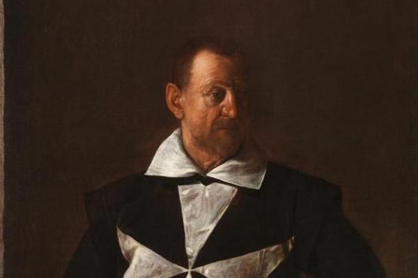 Микеланджело Меризи де Караваджо. Портрет кавалера Мальтийского ордена