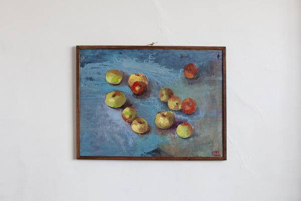 "Alina Ikonnikova. ""Apples"""