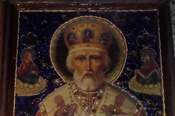 Alexander Panov. Icons