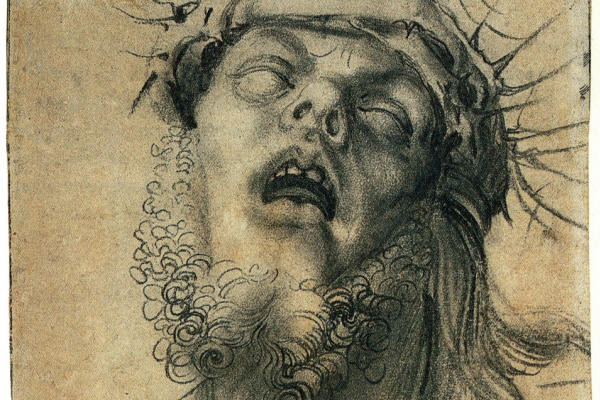 Альбрехт Дюрер. Христос в терновом венце