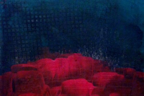 Sasha Vladimirovich Lis. Poppies
