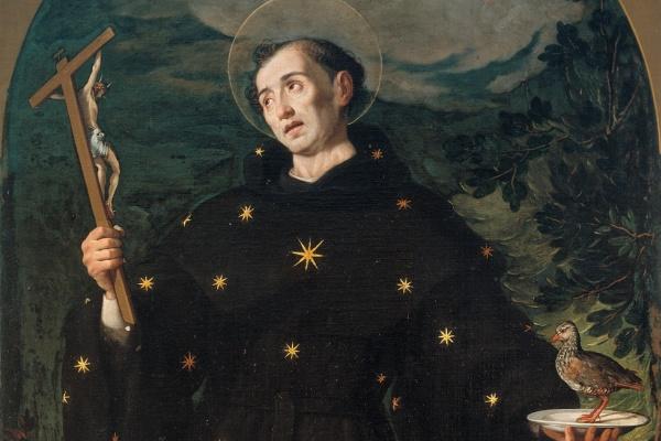 Хуан Пантоха де ла Крус. Святой Николай Толентинский