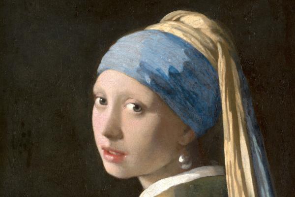 Jan Vermeer. Girl with a pearl earring