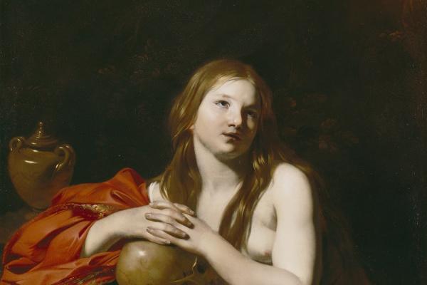Николо Реньери. Покаяние Магдалины