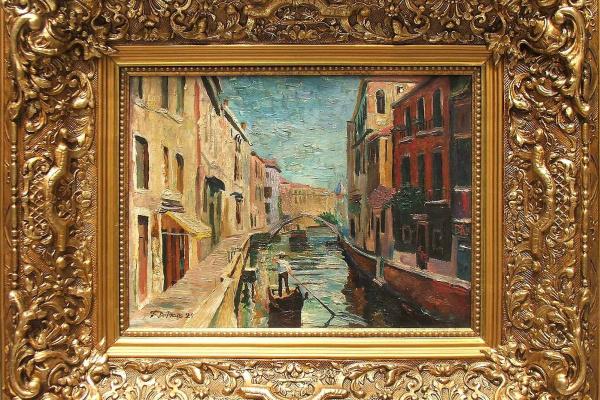 Филиппо Де Пизис. Венеция