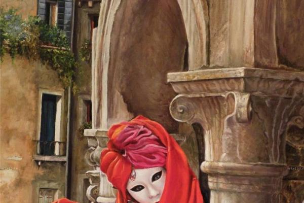Инес  Мартинес Гонсалес. Венеция