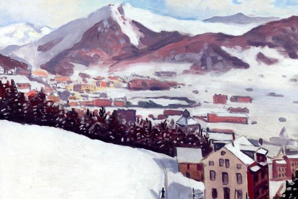 Albert Marquet. Grans-Syu-Sier