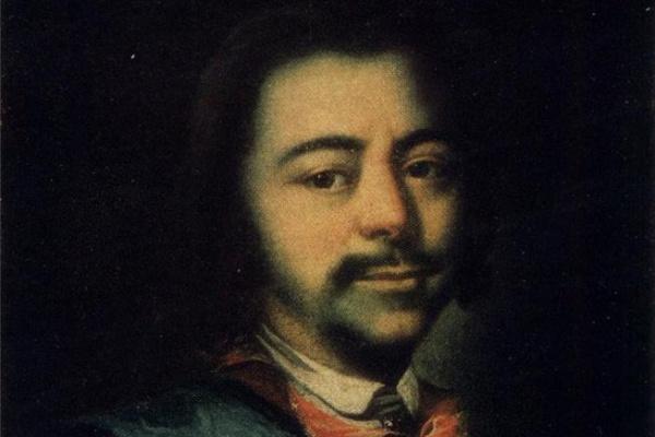 Иван Никитич Никитин. Портрет Петра І