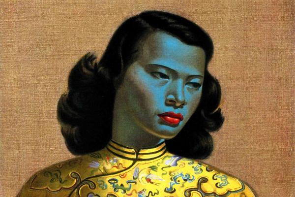 Владимир Григорьевич Третчиков. Китайская девушка