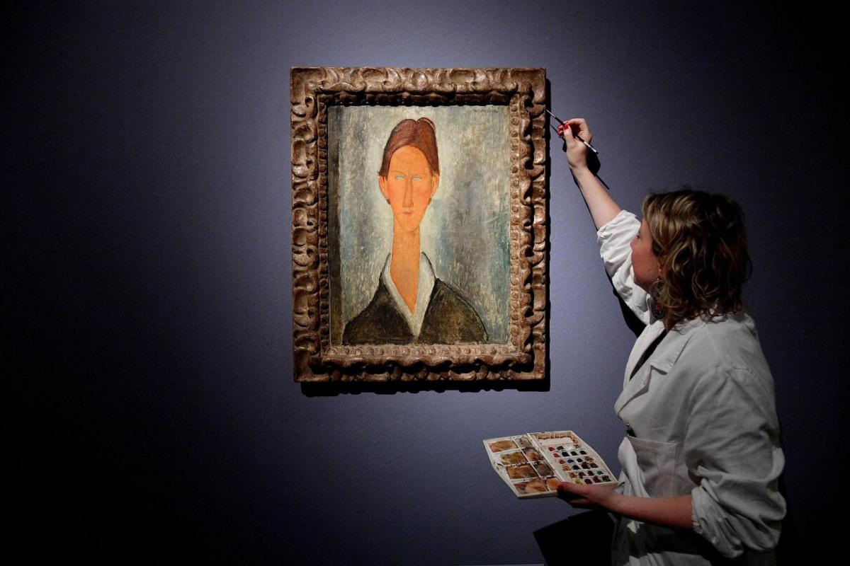 20 картин на выставке Модильяни в Генуе были поддельными, подтвердили эксперты