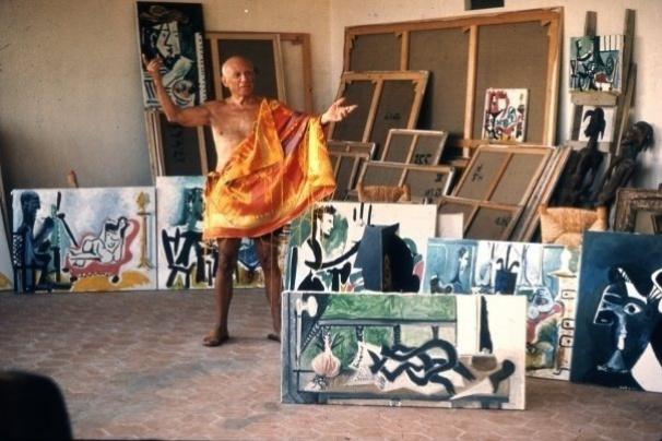 Пикассо - в студии! Перемены пространства, муз и мира - на выставке в Мадриде
