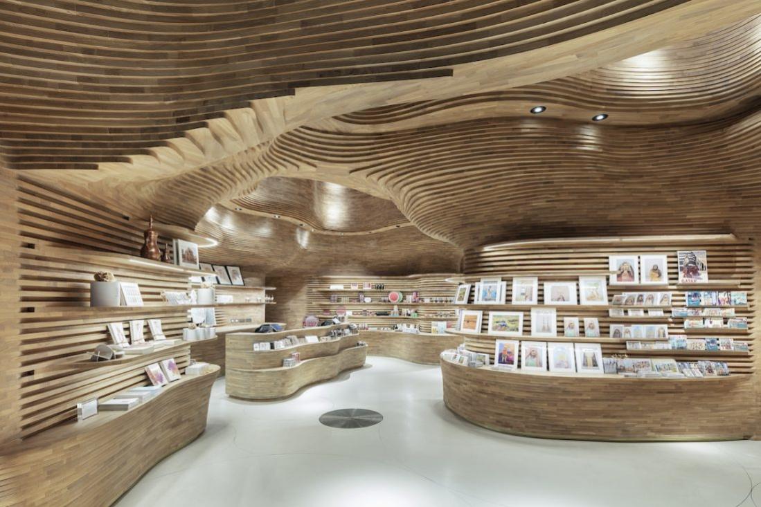 Национальный музей Катара стал победителем в категории«Лучший музейный магазин». Источник:theceoma