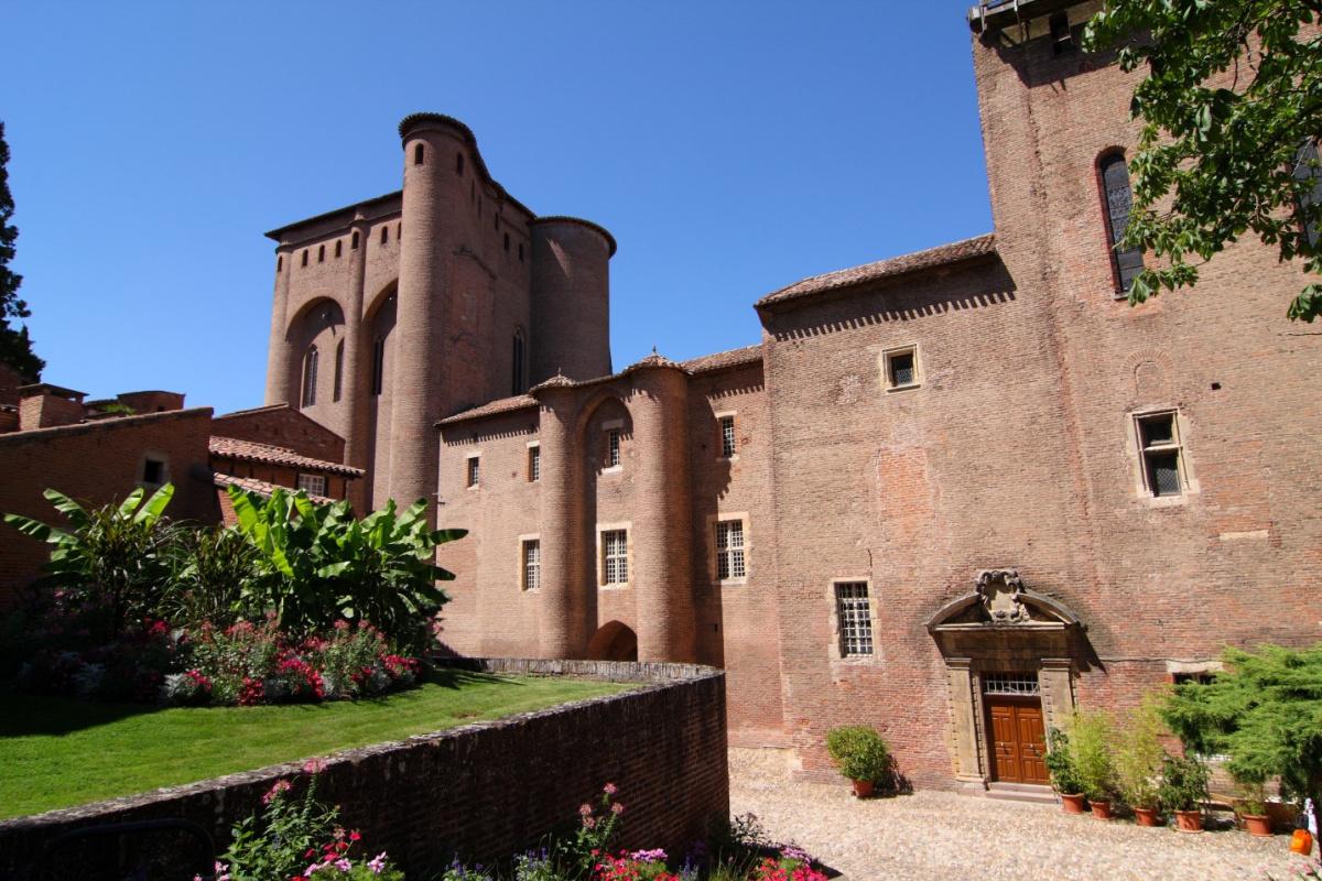 Музей Тулуз-Лотрека в городе Альби. Источник фото:Albi Office De Tourisme
