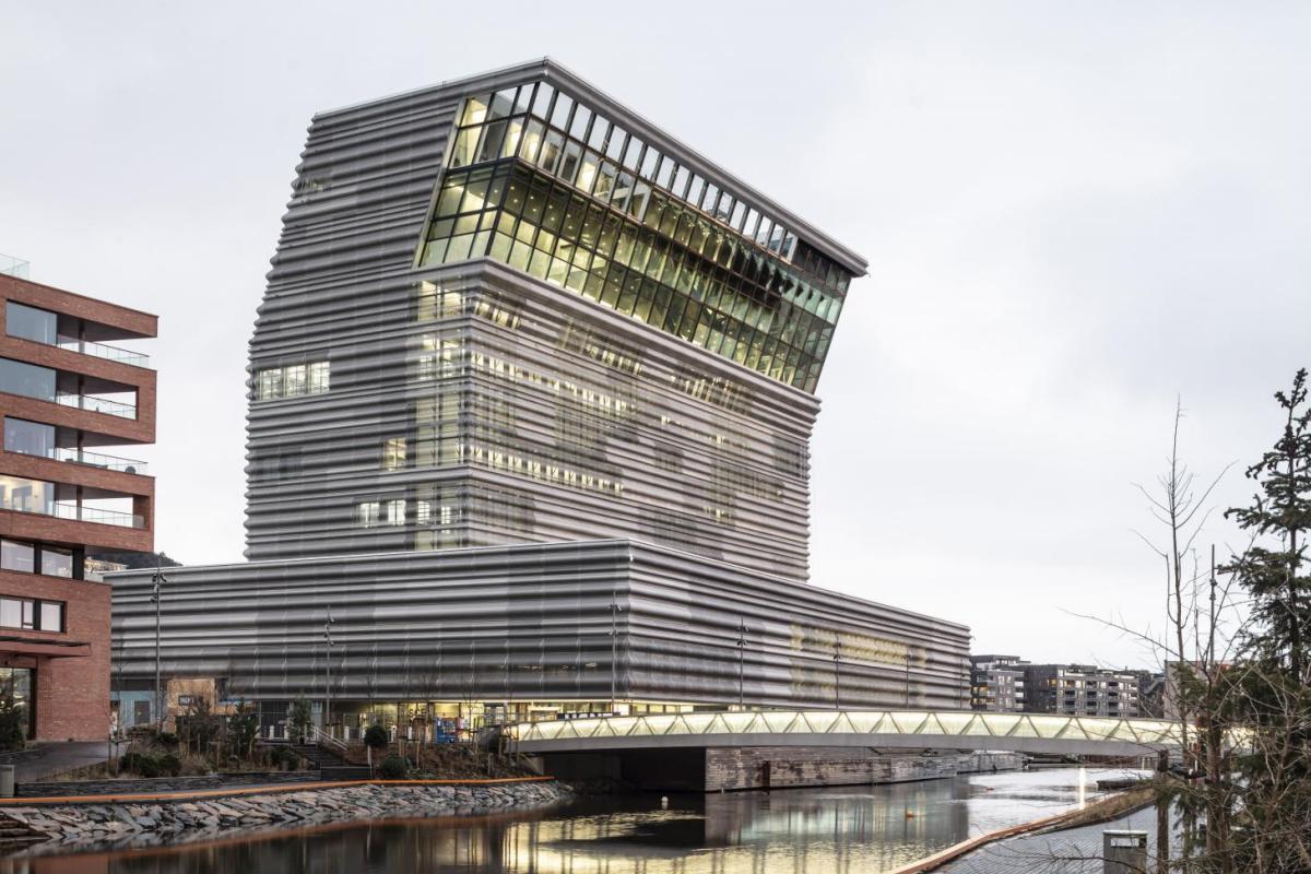 Новый музей Эдварда Мунка в Норвегии откроется в октябре 2021 года