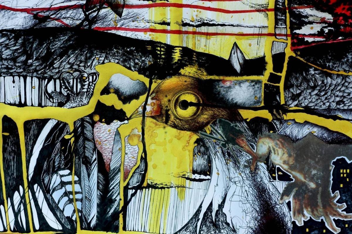 Арт-прогулка по Украине в июле: Пикассо, абстракционизм и этнические мотивы