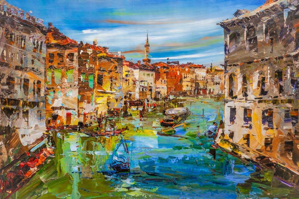 Jose Rodriguez. Venetian walks