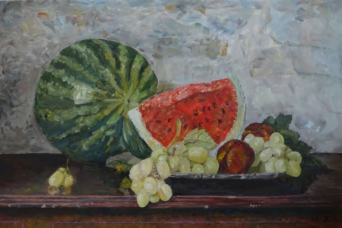 Vadim Nikolaevich Ovsyannikov. Still life