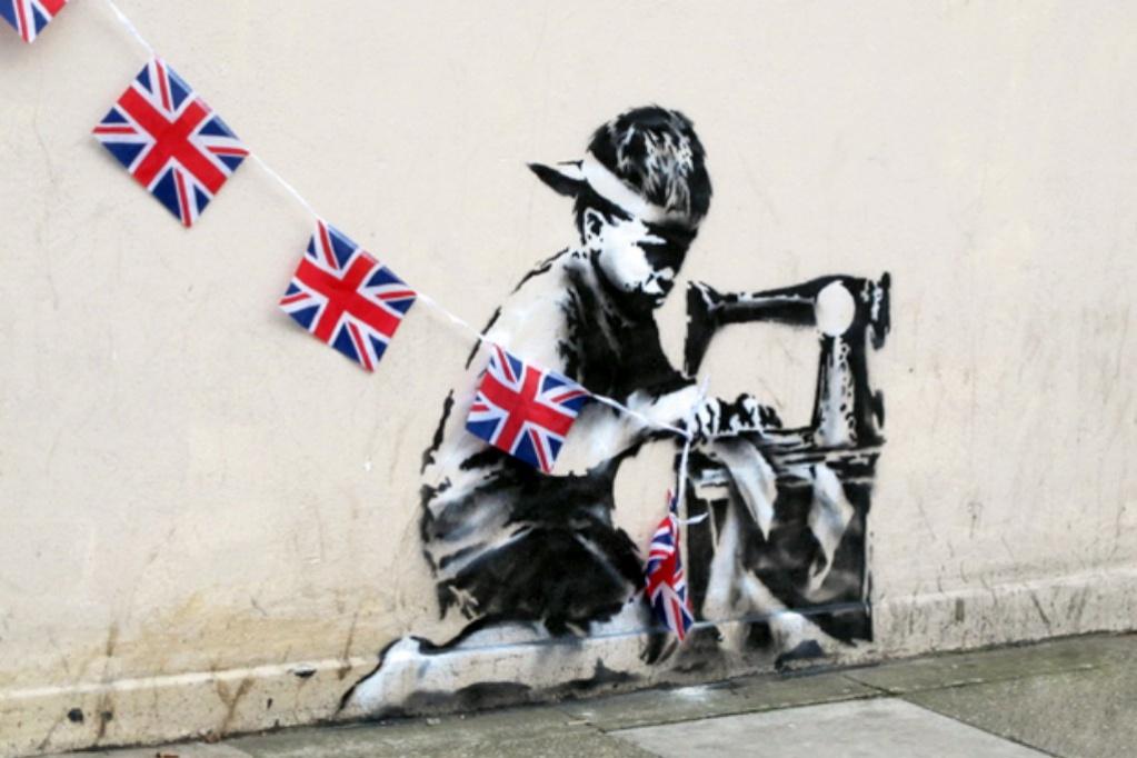 Banksy. Olympic Series 2