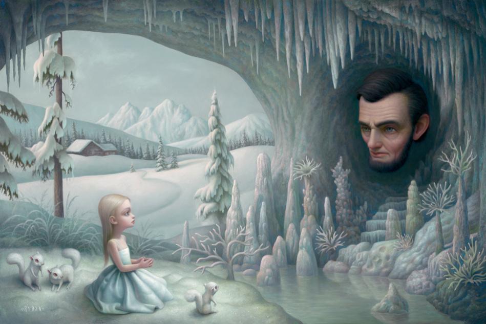 Mark Raiden. Grotto
