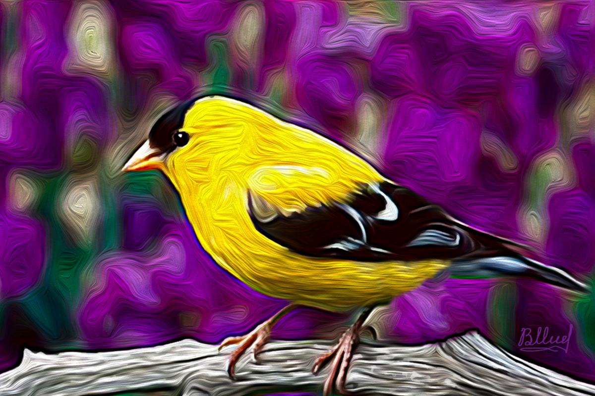Vasiliy Mishchenko. Birds 013