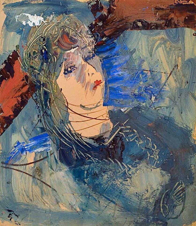 Музей Анатолия Зверева открылся в Москве: АЗ - подпись, символ, краски