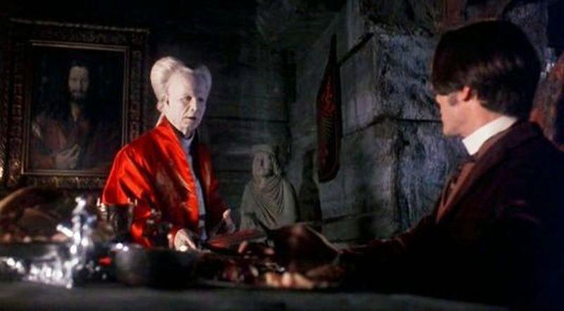"""Кадр из фильма """"Дракула""""."""