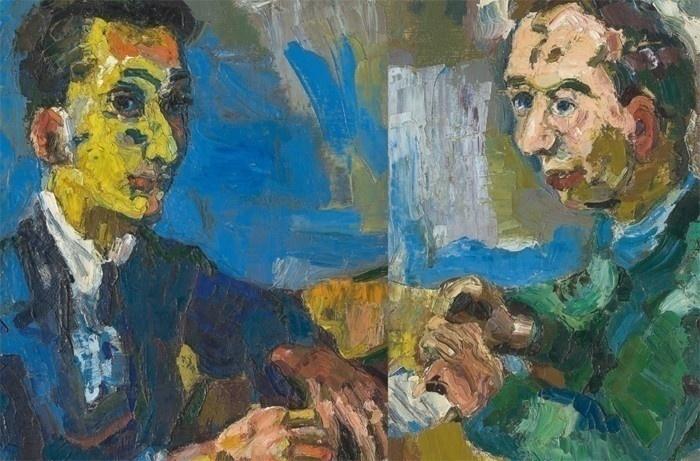 """""""Оскар Кокошка - гуманист и бунтарь"""": крупная выставка - поздравление музею!"""