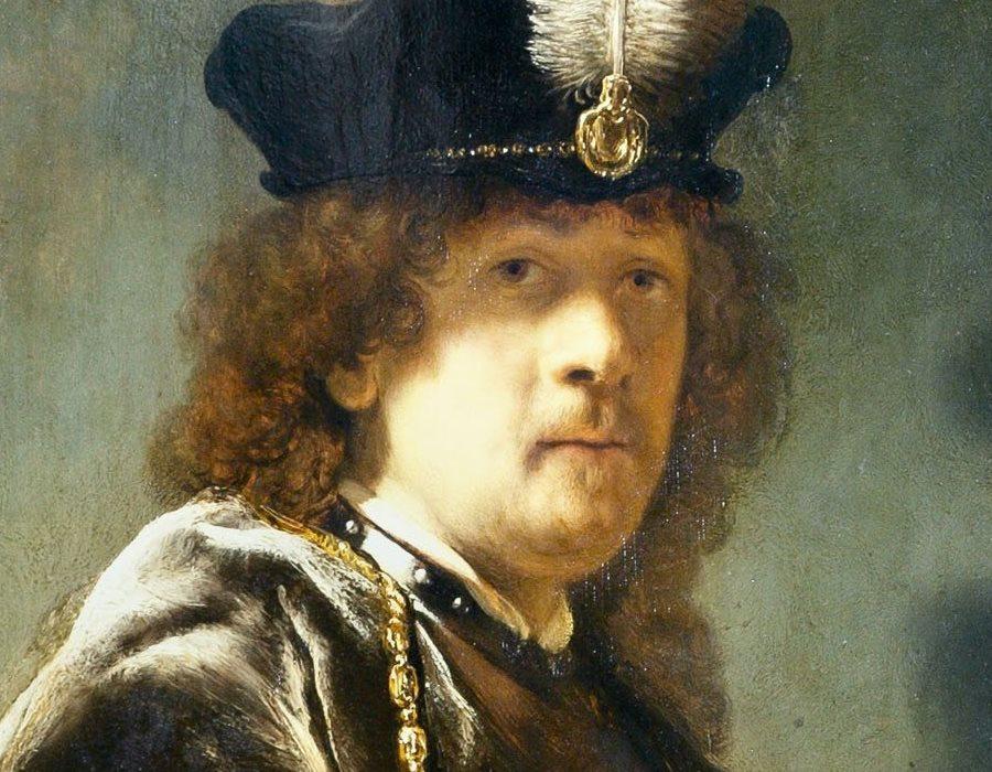 В галерее Далиджа открывают секреты автопортрета Рембрандта