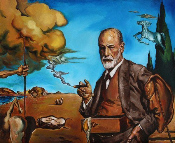 sigmund freuds influence upon salvador dali essay View full essay dreams: hope for life as per sigmund freud neurotic anxiety is an expression of unsatisfied desire which has been diverted from its goal in sanjay.