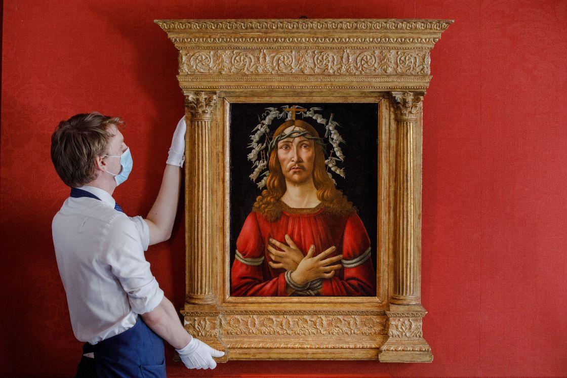 Картину Боттичелли выставят на продажу за $40 миллионов