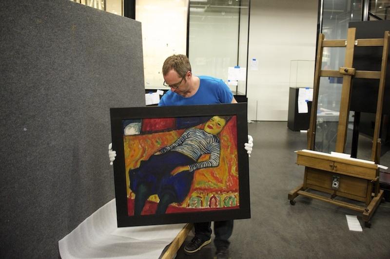 Швейцарское качество выставок: Пикассо  и Шиле - «стимпанк», а сказки c гравюрами – фентези!