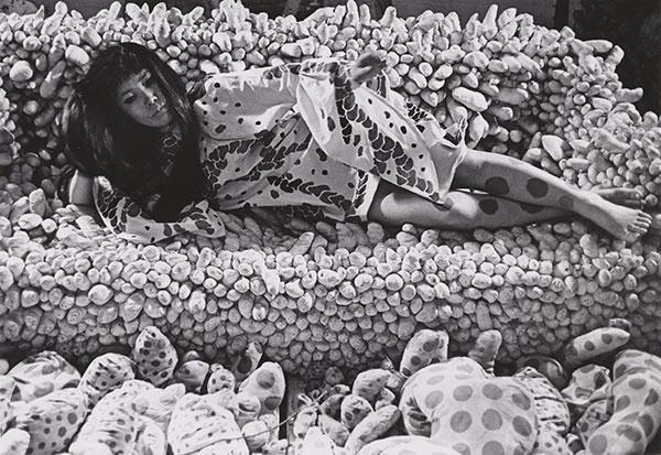 10 знаковых проектов Яёи Кусамы