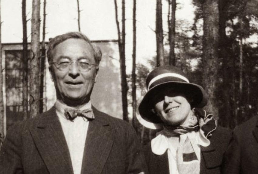 Love Story in Paintings: Wassily Kandinsky and Nina Andreevskaya
