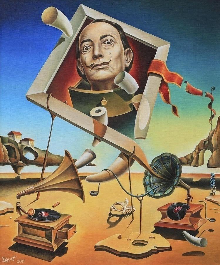 Подлинником Сальвадора Дали в мире стало больше: картину признали!