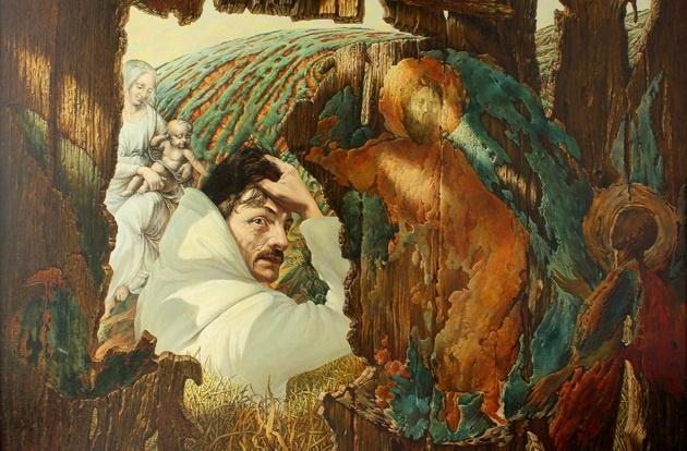 Андрей Тарковский. Запечатленные шедевры живописи