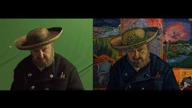 «Любить Винсента» - к 125-летию со дня смерти великого голландца его картины оживают на экране