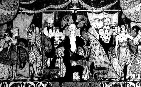 «Карнавал», 1913Холст, масло, 200 х 303 см. Национальный художественный музей Украины, Киев  У рабо