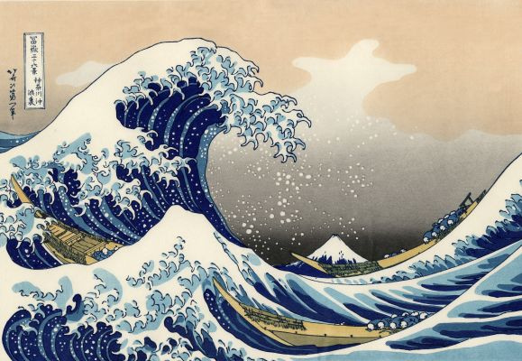 In the beginning there was Japan: how American commodore and a box with prints influenced Impressionism