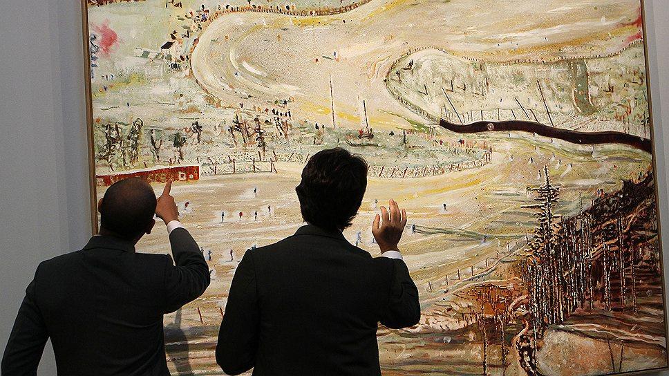 Мировой рынок современного искусства (ч.1): китайцы впереди планеты всей,  40 млн евро за надувную собаку и филиппинские рекорды