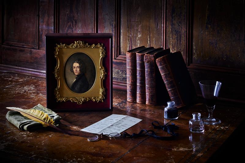 Утраченный портрет Чарльза Диккенса обнаружен в Южной Африке
