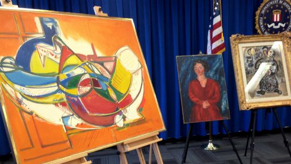 Ограбление в отместку за увольнение и вор-растяпа: дайджест арт-криминала за неделю