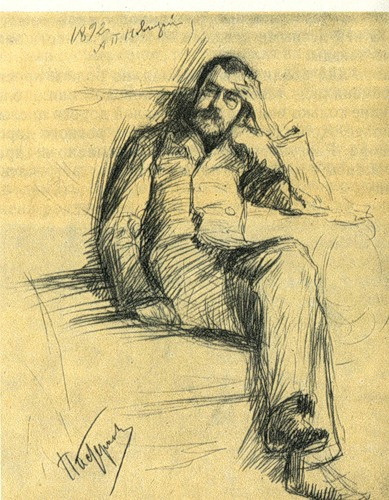 Forgotten Pasternak, Boris's father: 10 facts about the artist for whom Tolstoy and Einstein posed