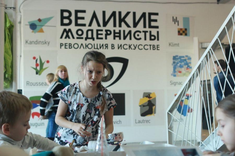 Пять лучших интерактивных выставок Москвы и Санкт-Петербурга