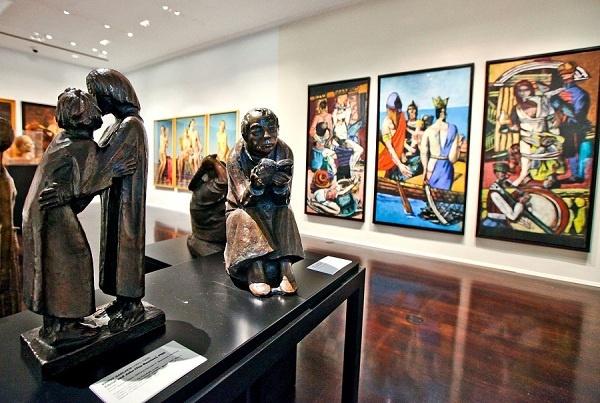 """""""Дегенеративное искусство"""" - выставка в Ньй-Йорке расставляет вещи по своим местам"""