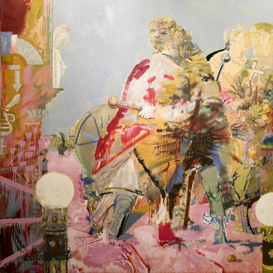 В киевском PinchukArtCentre представили украинский совриск «На грани. Украинское искусство 1985–2004».