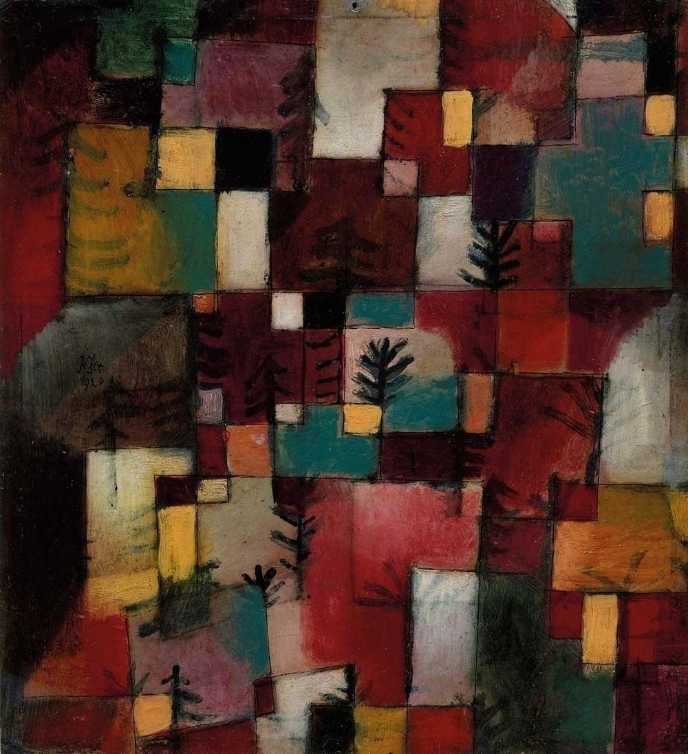 Модернизм Пауля Клее – на выставках от Лондона до Москвы.